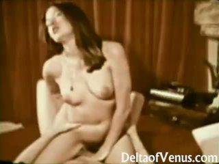 John holmes fucks mabuhok buhok na kulay kape dalagita antigo pornograpya 1970s