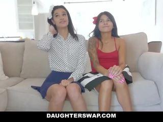 Daughterswap - Daughters Fucked After Selling Panties