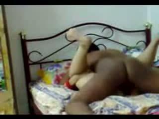 Malay casal a foder em casa