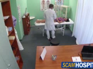 Caldi adela gets doctors grande cazzo therapy