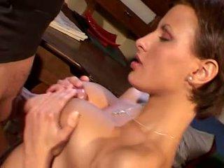 brünette, oral sex, vaginal sex