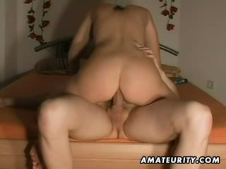 brunette, blowjob, shaved