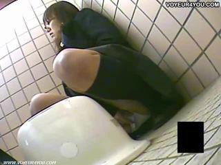 Segredo quarto de banho camera voyeur meninas masturbation