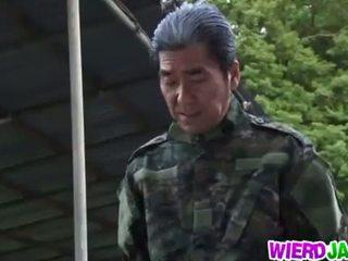 Wierd जापान: जपानीस मिल्फ got tied ऊपर और tortured नग्न