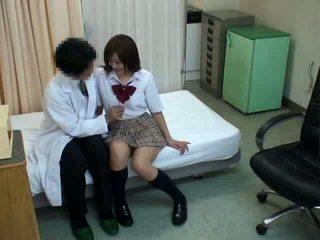 jaapani, sugu, koolitüdruk