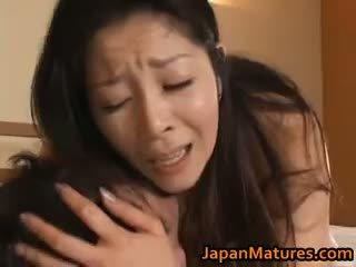 Ayane asakura eldre japansk kvinne gets part1