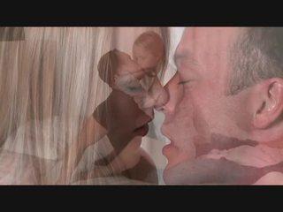 Seksual blondinka receives big sik