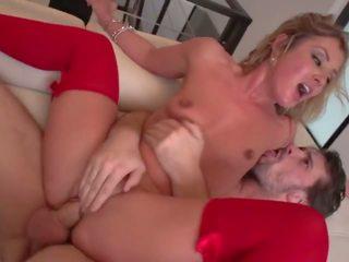 blondjes, anaal, lingerie