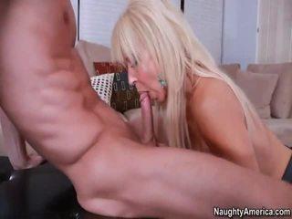 Künti blondinka gymnasts
