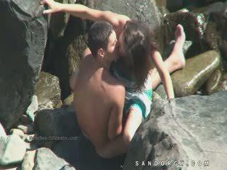 Voyeur op naakt strand films publiic seks