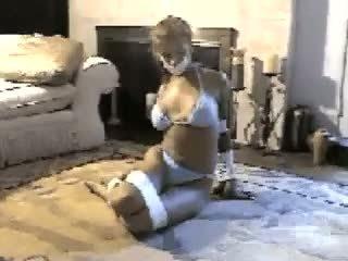 Hog tied babes: zadarmo bdsm porno video 62