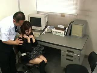 briunetė, japonijos, voyeur