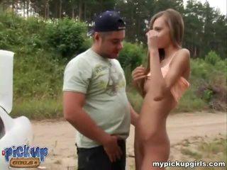 Mijn pickup meisjes presenteert collectie van euro porno clips