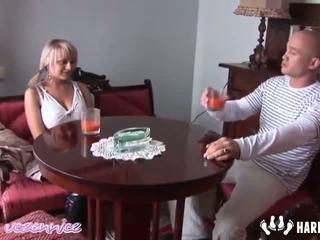 Ania Big Tits Blonde Reality