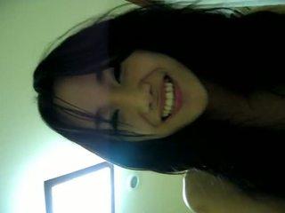 Chinesa estudante fodido difícil e longo por dela bf grande cona lips e maravilhosa passeio