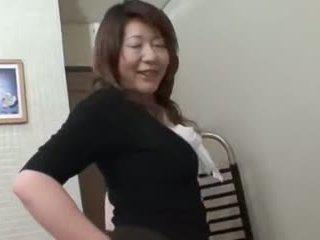 Japanese Chubby Mature yoko tomoda 43y...