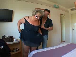 Carole francesa maduros anal fodido