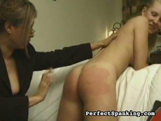 拍擊, virgin spankings