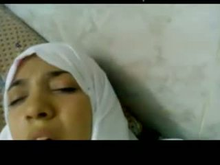 Wonderful egiptean arabic hijab fata inpulit în spital -
