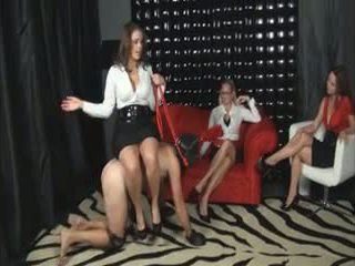 Office Slave gets ridden like a pony