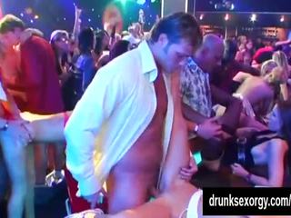 Sexy Clubbers Fucking in Public, Free Porn 47