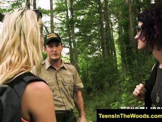 Teensinthewoods marsha може bday зв'язування