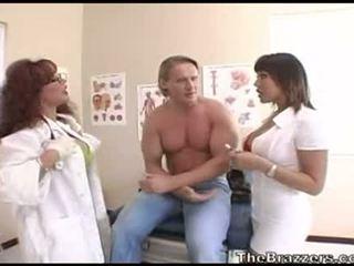 Ava und vanessa are sexy doctors