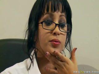 الجنس المتشددين, ديكس كبيرة, نظارات