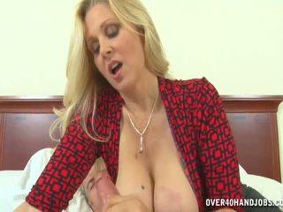 Гаряча мама strokes гаряча пеніс