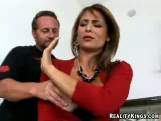 Ja seized the okazja & fucked seksowne żona