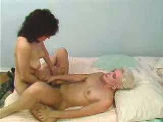 Vintage trans en chick seks