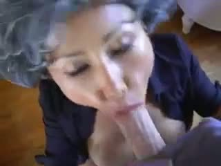 Mature Asian young pervert