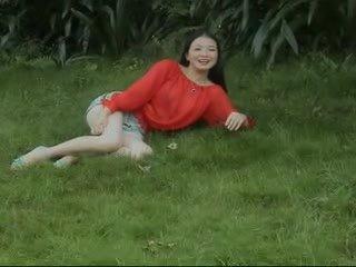 חמוד סיני עירום ב מצלמת וידאו