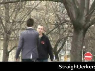Jan en jiri neuken en homo piemel scène