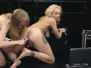 Adrianna Nicole Ass Plug Foe Ass And Sex Toy For Cunt
