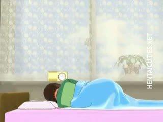 E lezetshme 3d hentai cutie kam një e lagur ëndërr