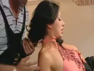 Francesa quente mãe fodido por two guys vídeo