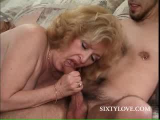 ouder, grootmoeder, oud