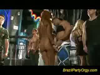 Brazil festa orgia latina cocks