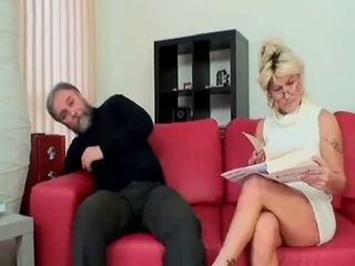 vecenīte, old farts, granny fucking