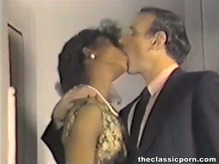 Vies retro film met heet seks fest