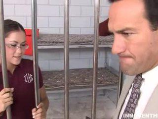 Kandi the sweet girl in prison