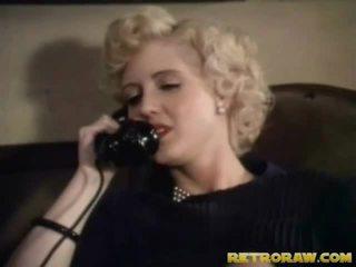 Klasik telephone lucah