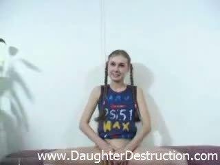 Kyut daughter fucked by malaswa luma daddy