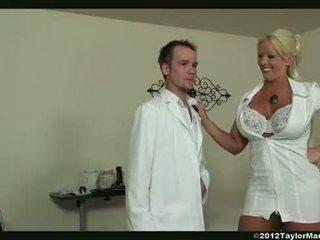 Allura jenson lifts un pārvadāt un sekss līdz ārsts