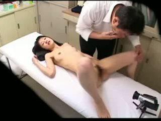 Spycam διεστραμμένος/η γιατρός uses νέος ασθενής 02