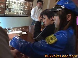 Asuka sawaguchi sandviç anal creampie açık