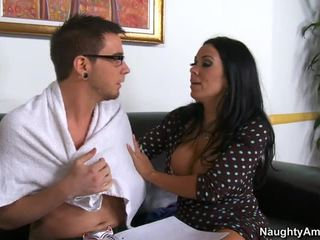 Sexy Teacher Like To Fuck Cock Of Her Student Here