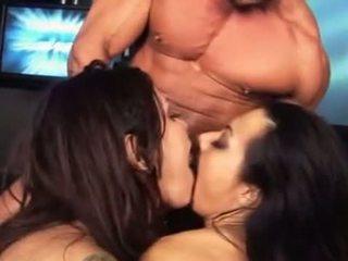 Nikita Denise and Sandra Romain fucked boy