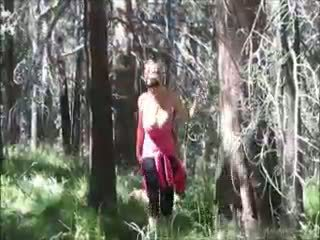 Kelly madison loves pakikipagtalik sa ang woods